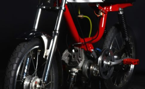 garelli super sport moped