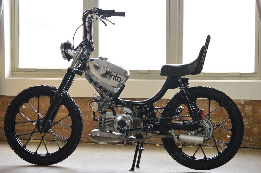 Moped Of The Day Jc Penney Pinto