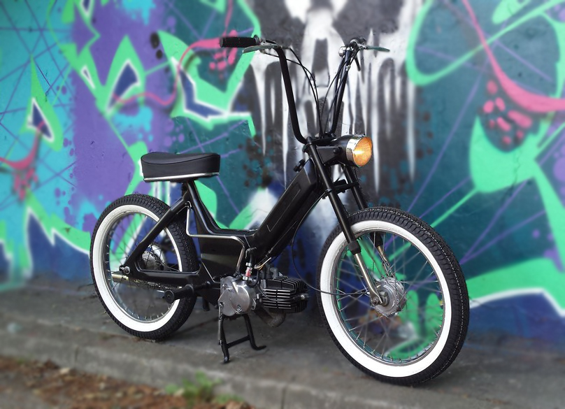 Puch Maxi N Moped Rich