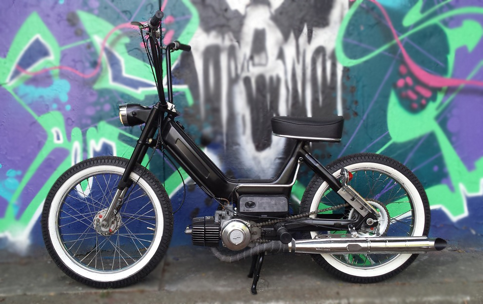 Moped Of The Day Puch Maxi N