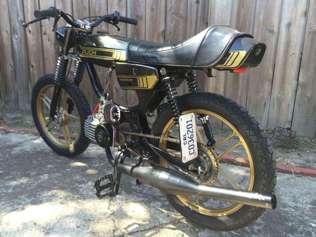 MOPED OF THE DAY | 1980 Puch Magnum MKII