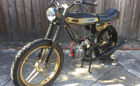 Puch Magnum Houston Mopeds