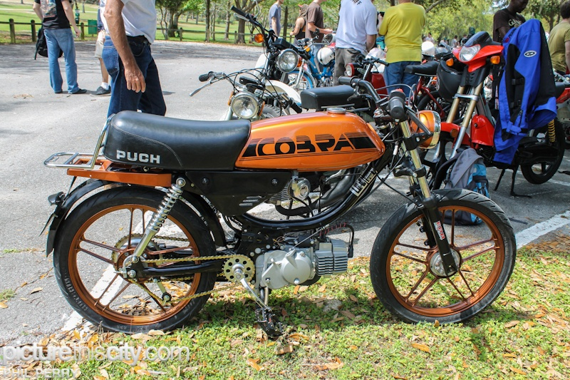 Moped Of The Day 1986 Puch Cobra