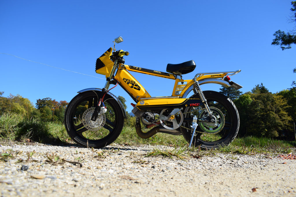 MOPED OF THE DAY | 1987 Peugeot 103 SP