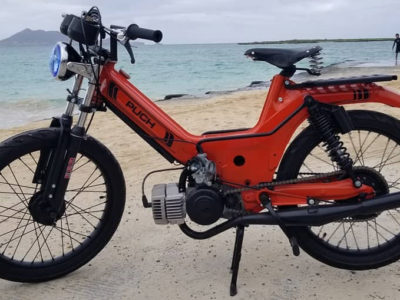 1980 Puch Maxi Vintage Moped
